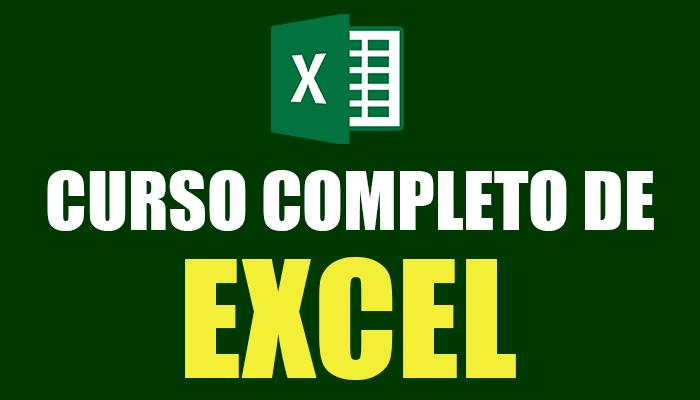 Curso de Excel Sena